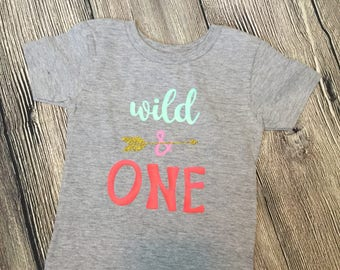 Wild and One top