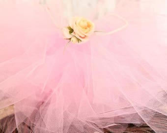 Tutu and headband set - Pink