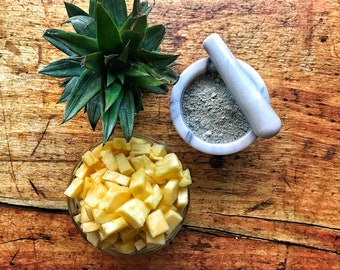 Pineapple+Green Tea