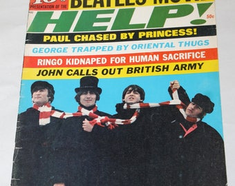 I have some BEATLES Memorabilia For Sale in This Listing, If you Need all Photos let me know, There are Magazines and black and white photos