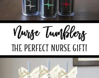 Nurse Gift, Nurse, Nurse Graduation, Gift for Nurse, Nurse Appreciation, Gift for Nurses, Nurse Decal, Gifts for Nurses, Registered Nurse