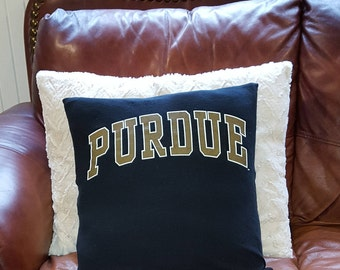 Purdue Pillow Cover