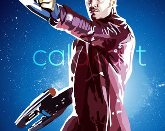 STAR LORD O Marvel Guardians Of The Galaxy