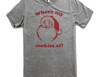 Where My Cookies At?