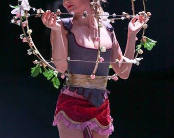 corset style 16th century Marie-Jeanne Beaujouan