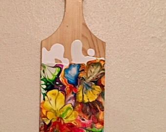 Floral Paddles