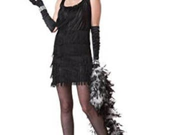 California Costumes Flapper Dress Size Small