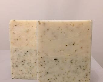 Nettle and Yarrow Soap, Handmade soap, Gifts for Her, Luxury Bath, Herbal Soap