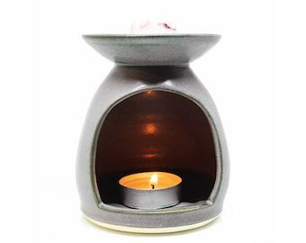 Wax Warmer - Tealight Wax Warmer - Sister Xmas Gift - Soy Wax Melt Warmer - Ceramic Wax Warmer - Wax Melter - Coworker White Elephant Gift