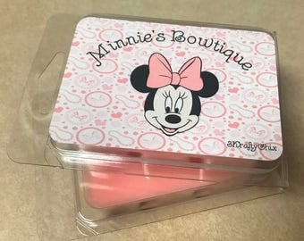 Scents of Disney - Minnie's Bowtique (pink frosting)