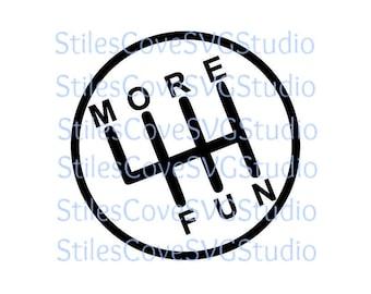More Fun Standard Shift SVG