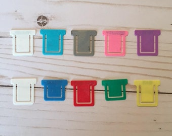CUSTOM Cash Clips | Money Clips | Inspired by Dave Ramsey Baby Steps