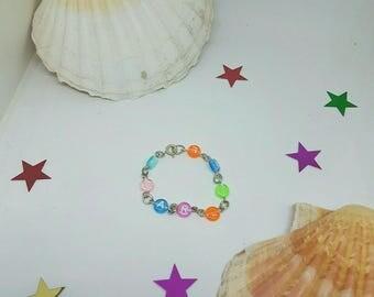 CHARLENE name personalized children bracelet
