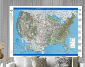 Big Ass Maps for Your World by BigWorldMaps on Etsy