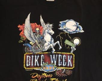 HARLEY DAVIDSON Vintage Bike Week Daytona 1997