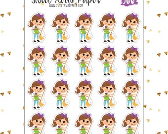 Cleaning Planner Stickers   Chore Planner Stickers   House Planner Stickers   366