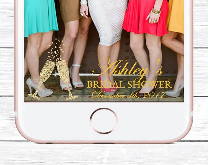 Bridal Shower Snapchat Geofilter, Rustic Snapchat Geofilter, Wedding Filter, Custom Geofilter, Snapchat Wedding, Shower Geofilter, You Edit