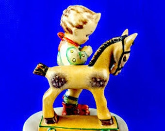 1930's Prayer Before Battle Hummel Figurine