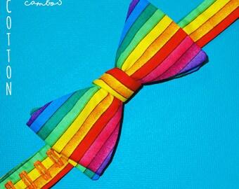 Pride BO3 | Self-tie Bow Tie