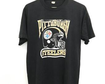 Vintage 80's Pittsburgh Steelers T-Shirt