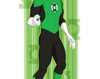 Green Lantern 2017