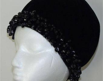 Stunning Christian Dior Vintage Ladies' Hat