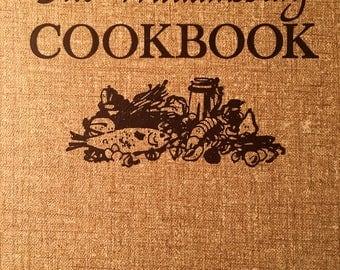 1971 Williamsburg Cookbook