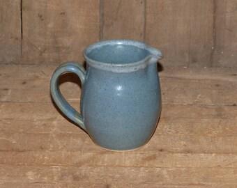 Peter Knudstrup Elora Canada  - Studio Pottery Creamer Jug - 1860