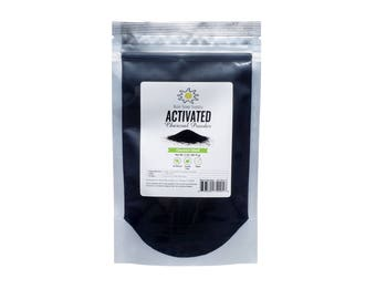 Activated Charcoal Powder 2 oz