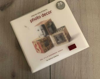 Creative Albums Step by Step Projects