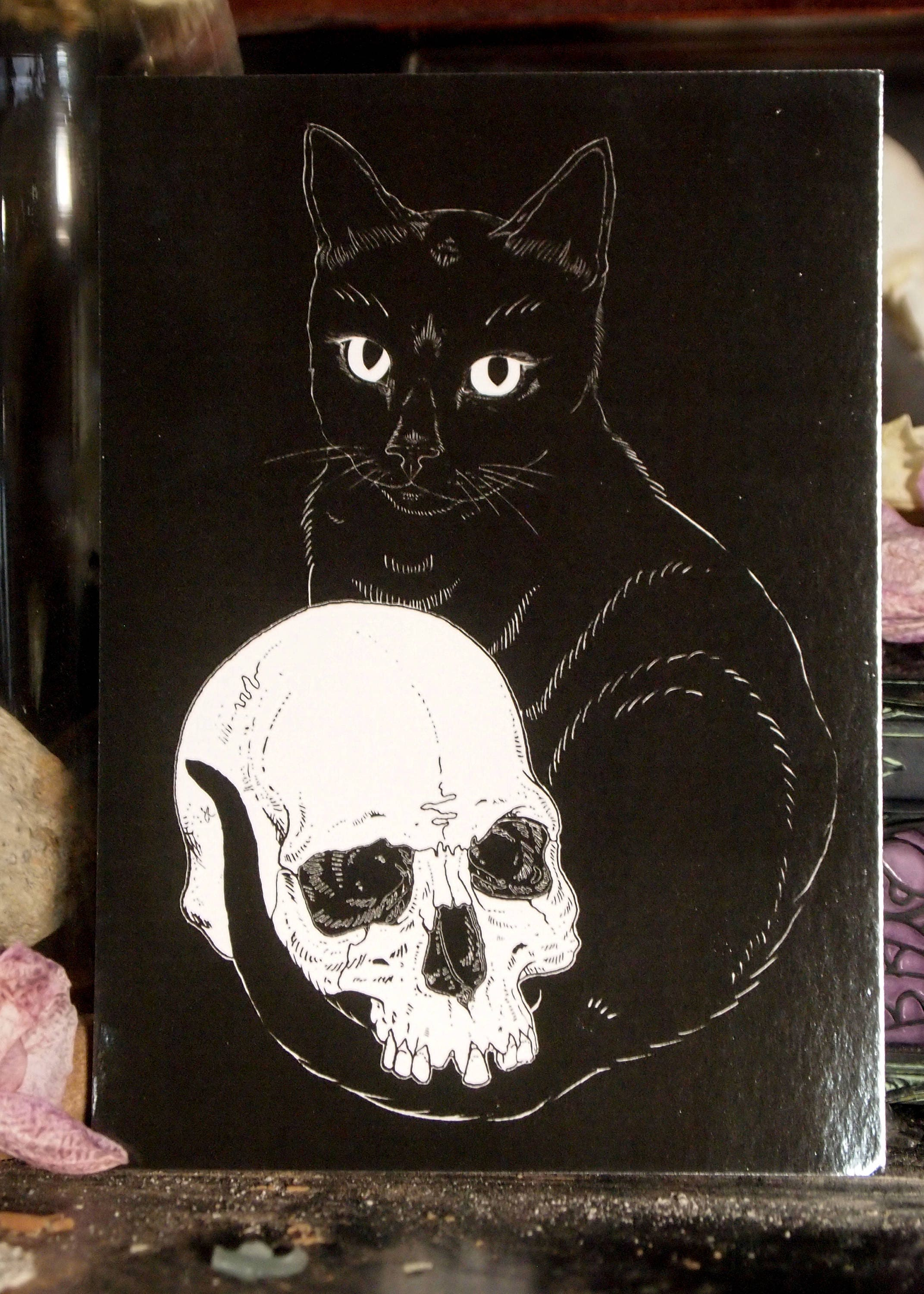 Embracing Death - Small Print