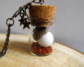 Romantic terrarium vial necklace vial jewelry nature inspired terrarium jewelry glass bottle necklace terrarium pendant terrarium bridesmaid