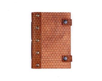 Personalized notebook, wooden notebook, wooden sketchbook, writing journal, wooden journal, unique journal