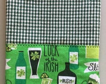 St. Patrick's Day Tea Towel