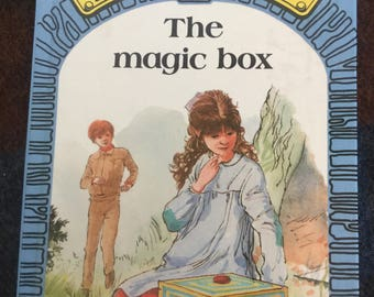 Puddle Lane Ladybird book - The Magic Box