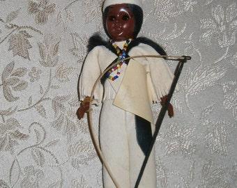 Carlson Native American Doll