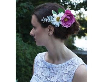 Ranunculus Flower Comb