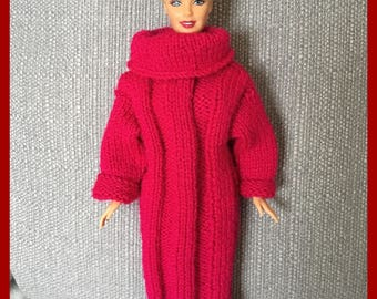 Barbie turtleneck dress
