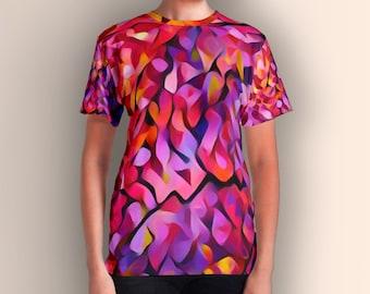 Fall tree, Women's T-shirt