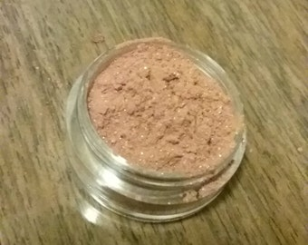 Peach Fuzz Powdered Blush/Eyeshadow