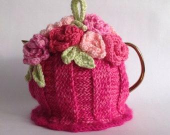 Rose Garden Tea Cosy