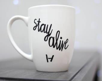 Stay Alive Mug Twenty One Pilots