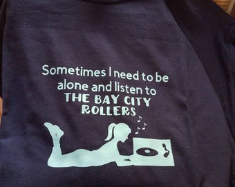 Listen to The Bay City Rollers T-Shirt