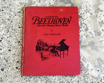 Ludwig Beethoven and the Chiming Tower Bells, Third Printing, 1944