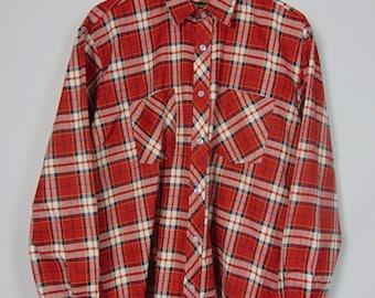 Vintage Red Shirt