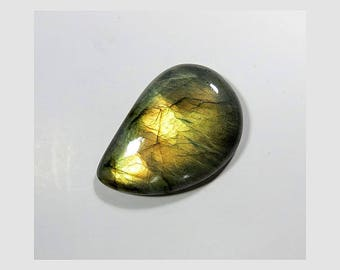 Natural Labradorite Cabochon Gemstones