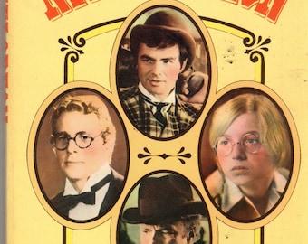 NICKELODEON Movie Paperback Book 1976 Ballantine Ryan O'Neal Tatum O'Neal