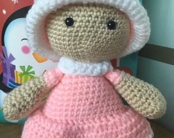 Stuffed Amigurumi toy