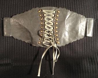 Distressed Cinch Belt