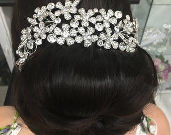 LAVINIA - Wedding Bridal Hair Piece / Comb